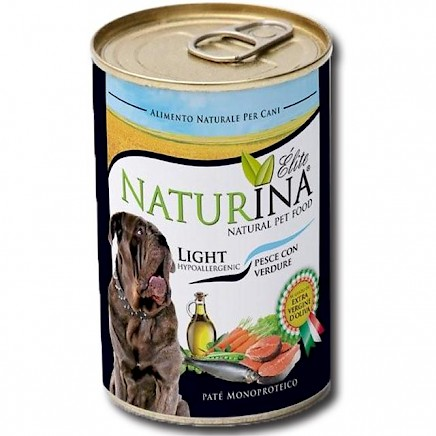 Naturina Light - z ribo - 400g 400g