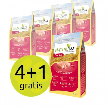 Naturina - Fresh Chicken - 5x 400g