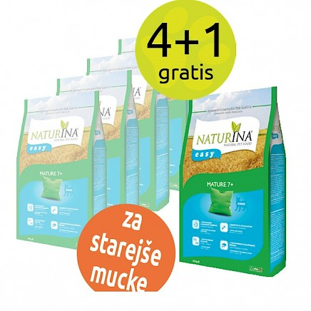 Naturina - Easy Mature - 5x 400g