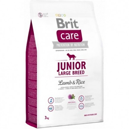 Brit Care Junior Large Breed 3 kg