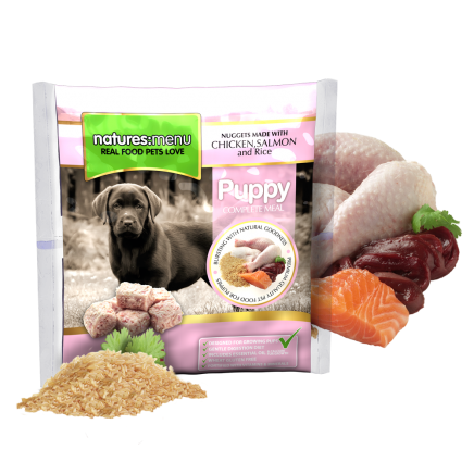 NATURES MENU Puppy, 1kg